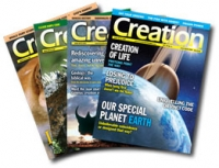 CREATION MAGAZINE BACK ISSUE