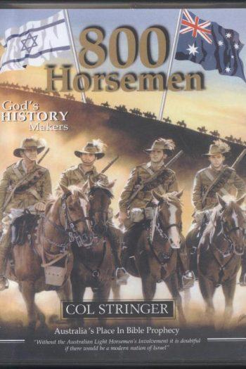 800 HORSEMEN WHO CHANGED THE WORLD