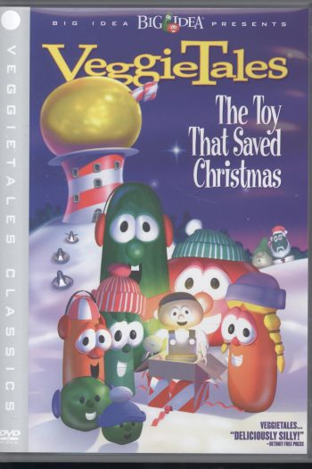 VEGGIE TALES: TOY THAT SAVED CHRISTMAS
