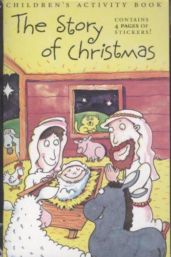 CHRISTMAS ACTIVITY BK :CHRISTMAS