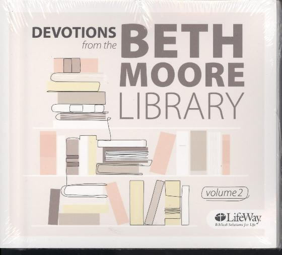 DEVOTIONS FROM T HE BETH MOORE LIBRARY