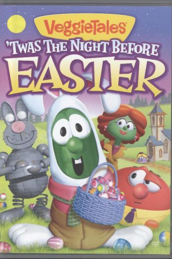 VEGGIE TALES : TWAS THE NIGHT BEFORE