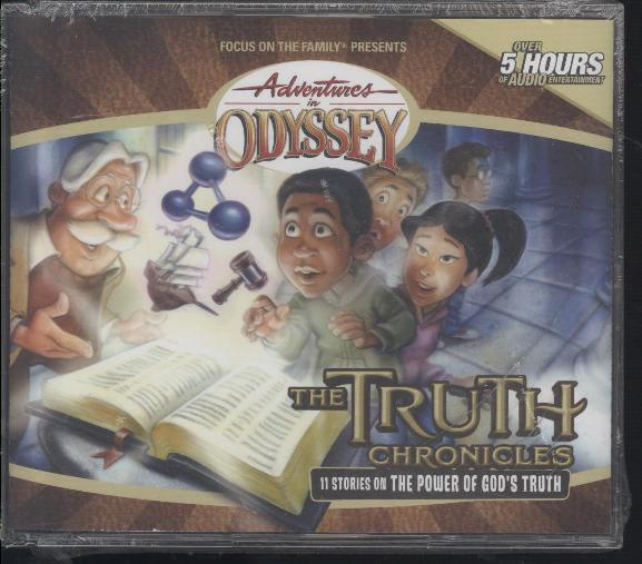 ADVENTURES IN ODYSSEY:TRUTH CHRONICLEs