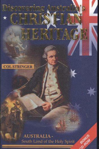 DISCOVERING AUSTRALIA 'S CHRISTIAN HERIT