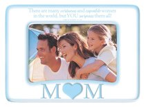 PHOTO FRAME -MUM YOU ARE LOVED
