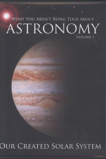 ASTRONOMY #1: OUR CREATED UNIVERSE