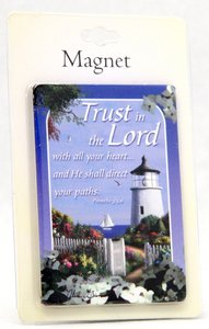 TRUST IN THE LORD : MAGNET