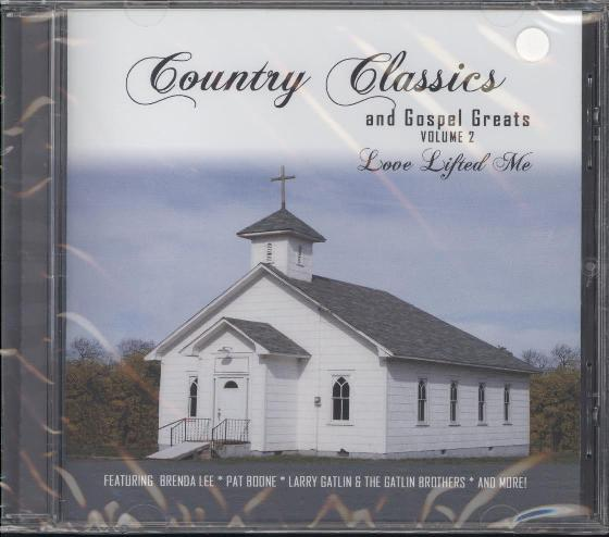 COUNTRY CLASSICS VOL 2 LOVE LIFTED