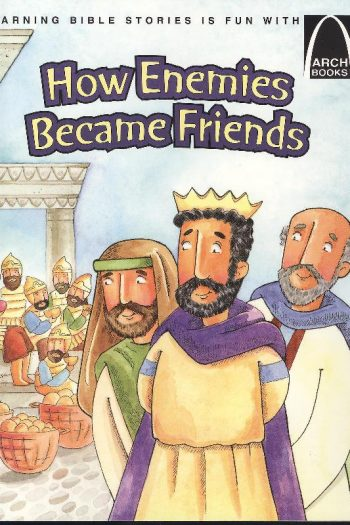 ARCH BK: HOW ENEMIES BECAME FRIENDS