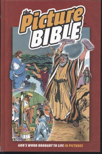 PICTURE BIBLE H/C