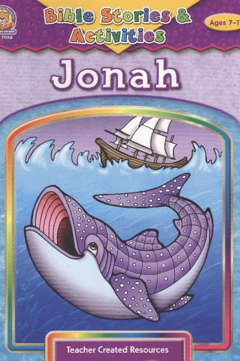 BIBLE STORIES & ACTIVITIES : JONAH