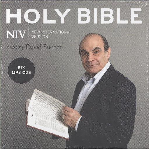 NIV HOLY BIBLE COMPLETE MP3 AUDIO