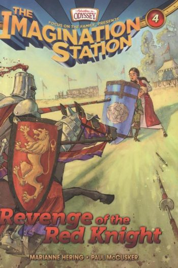 AIO #4: REVENGE OF THE RED KNIGHT