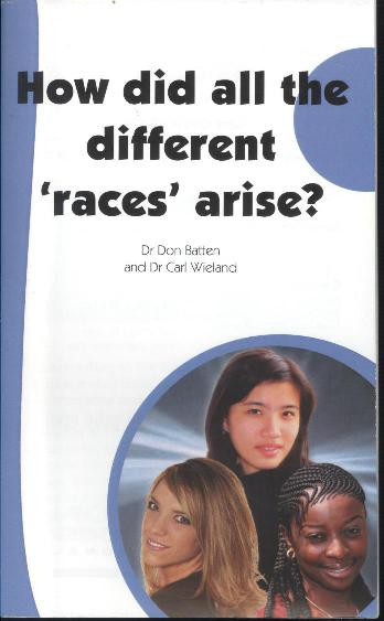 HOW DID THE RACES ARISE