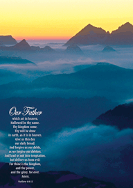 POSTER : OUR FATHER