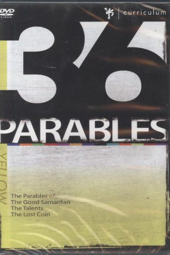 36 PARABLES DVD YELLOW