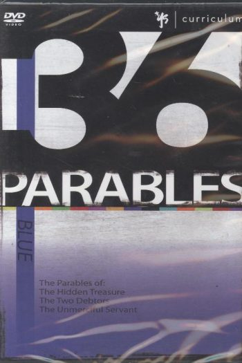 36 PARABLES DVD BLUE