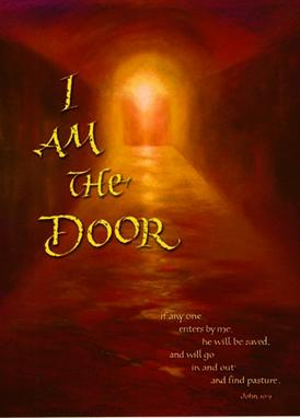 POSTER : I AM THE DOOR