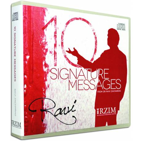 10 SIGNATURE MESSAGES FROM RAVI Z.