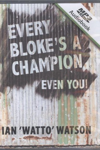 EVERY BLOKE'S A CHAMPION MP3 AUDIO