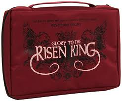 BIBLE BAG : GLORY TO THE RISEN KING