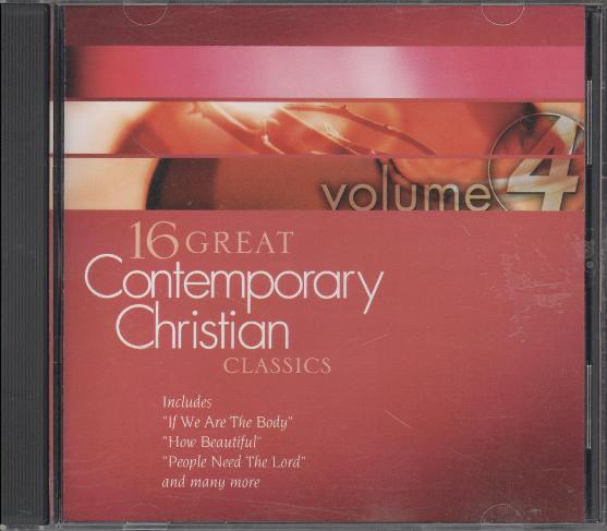 16 GREAT CONTEMPORARY CHRISTIAN CLASSICS