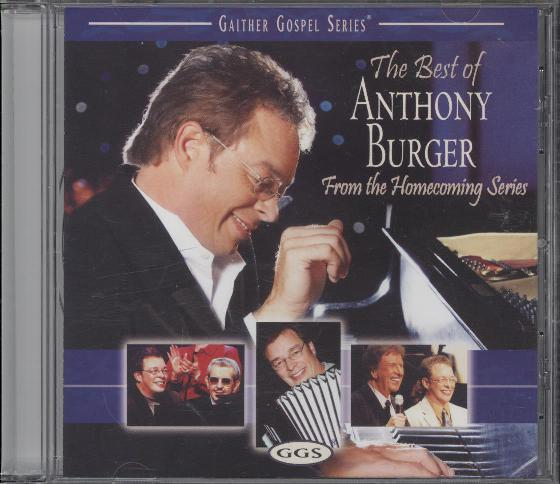 BEST OF ANTHONY BURGER
