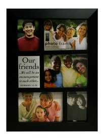 COLLAGE FRAME – OUR FRIENDS