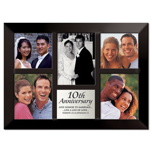 COLLAGE FRAME- 10TH ANNIVERSARY