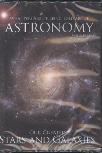 ASTRONOMY: CREATED STARS & GALAXIES