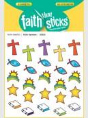 FAITH SYMBOLS STICKER