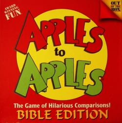 BOARD GAME : APPLES TO APPLES