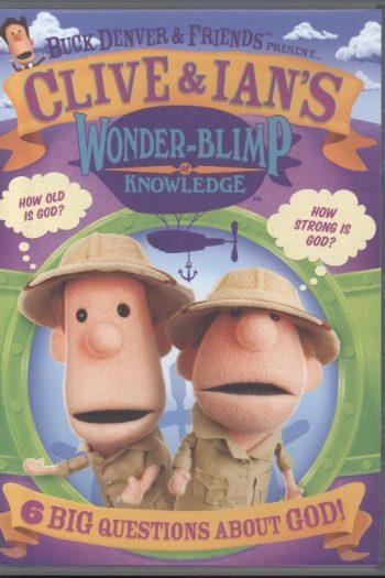 CLIVE & IAN'S WONDER BLIMP OF KNOWLEDGE
