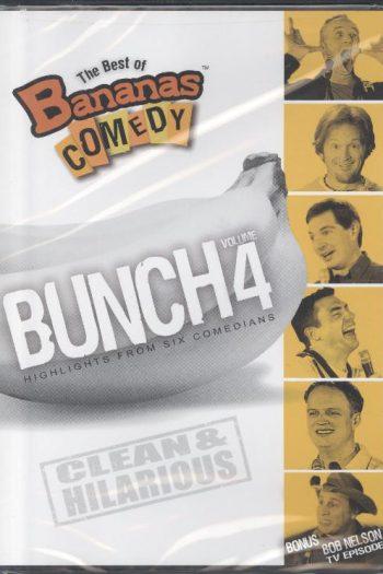 BEST FOF BANANAS COMEDY BUNCH VOL 4