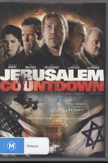 JERUSALEM COUTDOWN