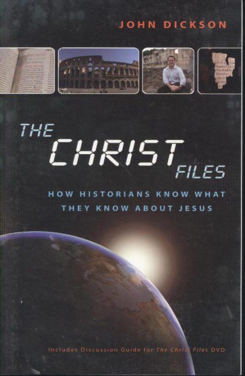CHRIST FILES-0