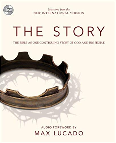 NIV AUDIO :THE STORY CD