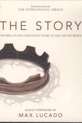 NIV AUDIO :THE STORY CD