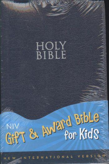 BIBLE:NIV KIDS NAVY