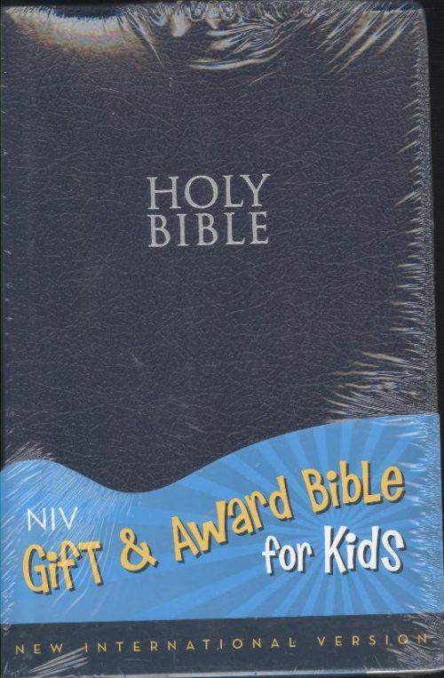 BIBLE:NIV KIDS NAVY-0