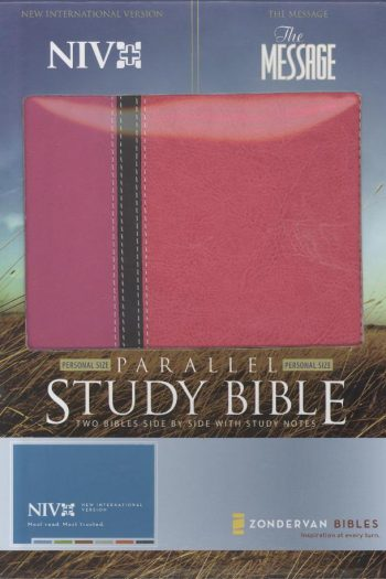 NIV MESSAGE REMIX PARALLE STUDY BIBLE
