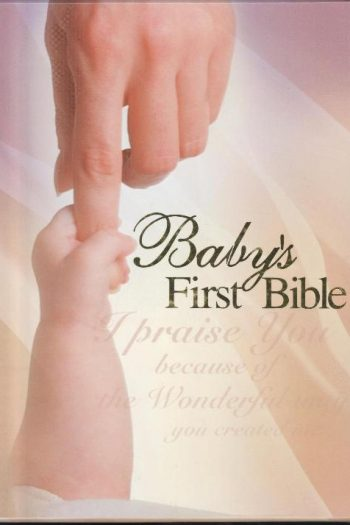 CEV BABY'S FIRST BIBLE