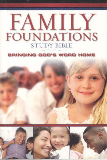 NKJ FAMILY FOUNDATIONS STUDY