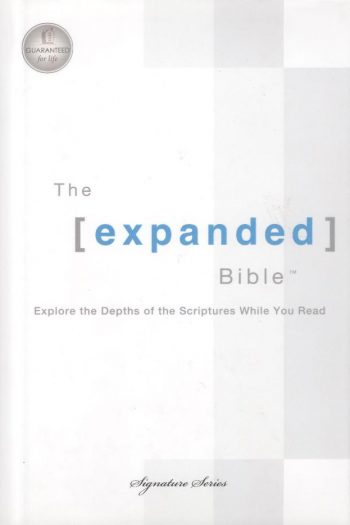 EXPANDED BIBLE