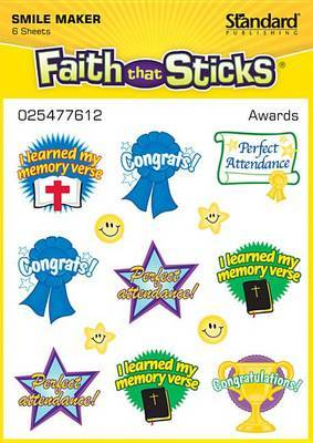 AWARDS STICKERS