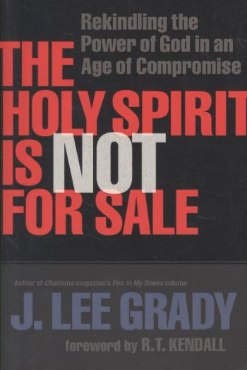HOLY SPIRIT IS NOT FOR SALE