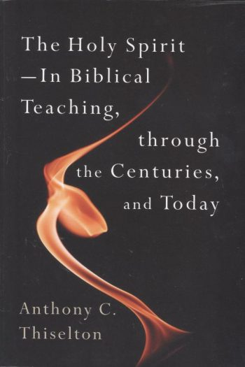 HOLY SPIRIT : IN BIBLICAL TEACHING