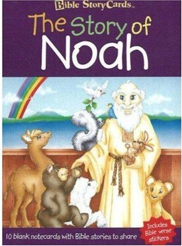 STORY OF NOAH BLANK CARDS