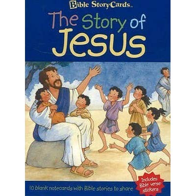 STORY OF JESUS BLANK CARDS