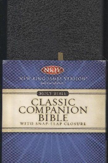 NKJV CLASSIC COMPANION BIBLE